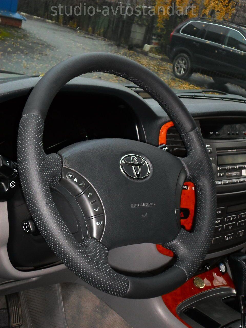 руль Toyota Венза